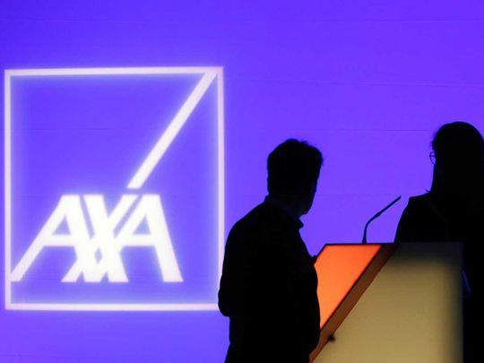 AXA ransomware cyberattack