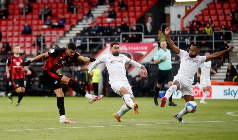 Bournemouth, Swansea earn play-off advantage in semi-finals