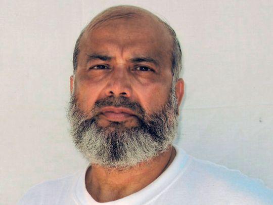 Guantanamo prisoner Saifullah Paracha