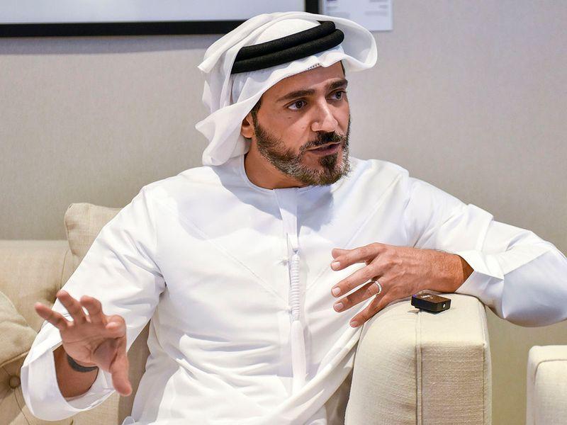 Issam Kazim CEO of Dubai Tourism,