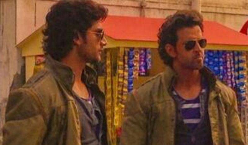 Mansoor Khan and Hrithik Roshan