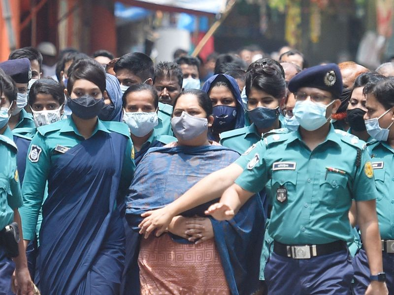 Bangladesh arrests journalist known for unearthing graft