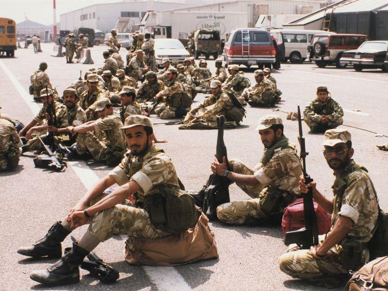 UAE TROOPS IN KUWAIT 1-1621349982257