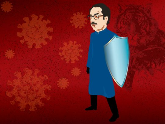 COVID-19 crisis and the making of a leader — Uddhav Thackeray