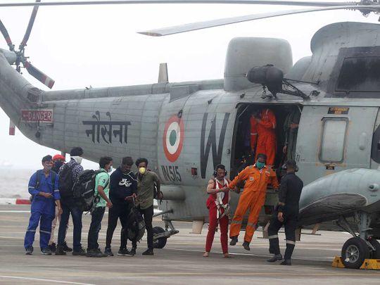 india navy cyclone