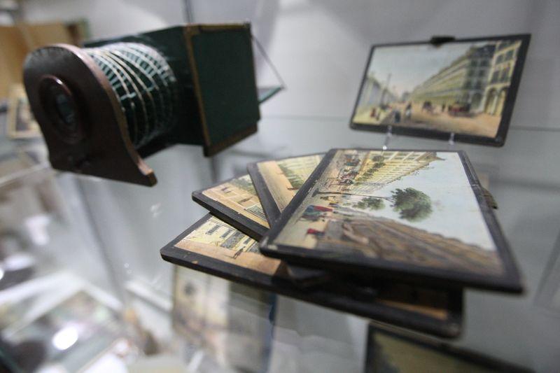 DUBAI MOVING IMAGES MUSEUM: