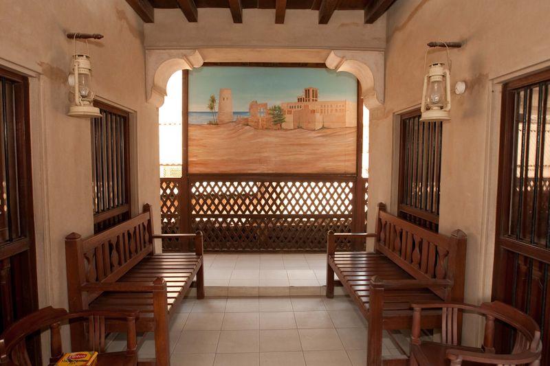 DUBAI MUNICIPALITY MUSEUM: