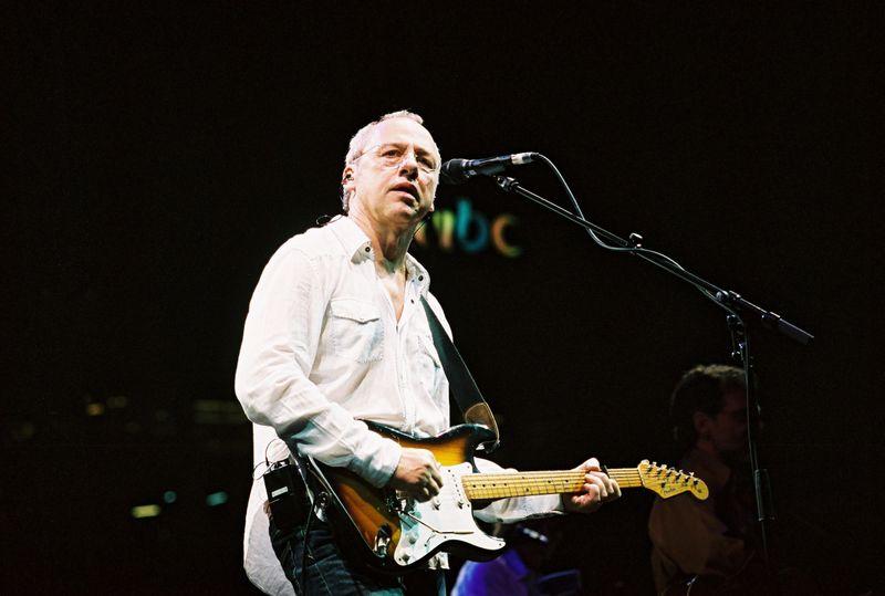 Mark Knopfler of Dire Straits