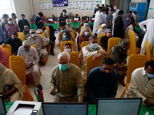 Pakistan vaccine