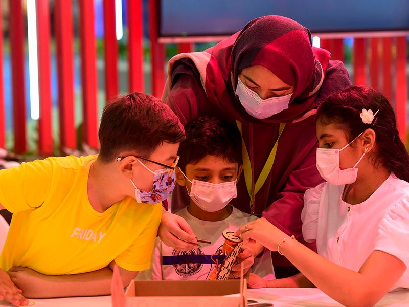 Sharjah Reading festival