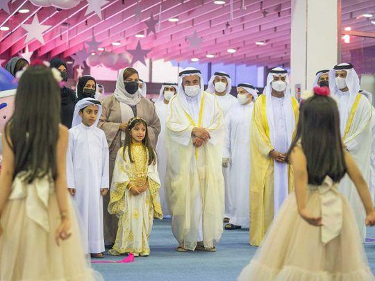 Sharjah reading fest