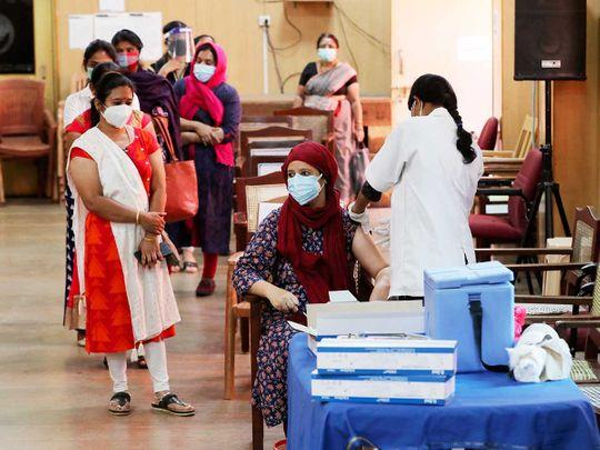 Индия вакцина Covid Bengaluru