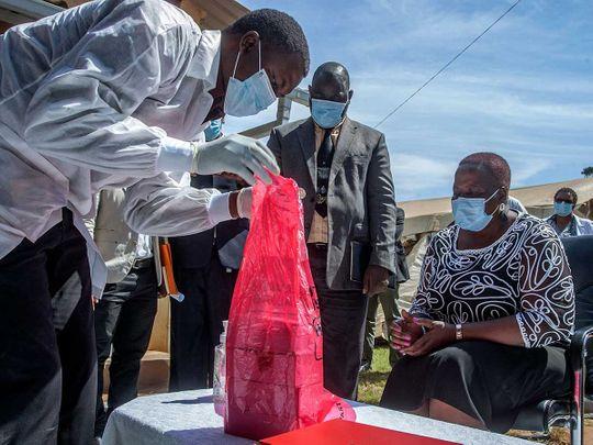 malawi covid vaccine