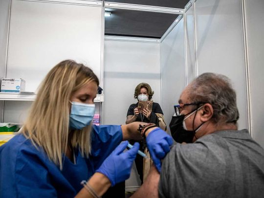 vaccine spain