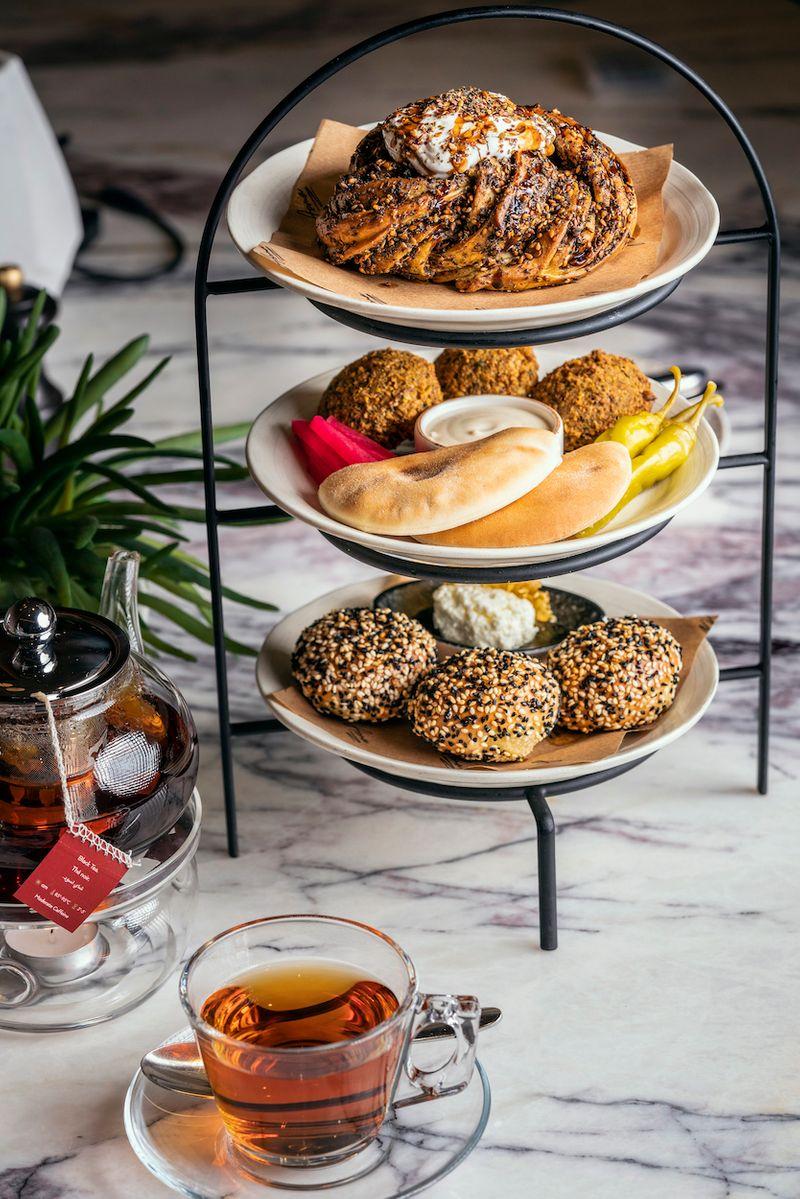 Asma Breakfast
