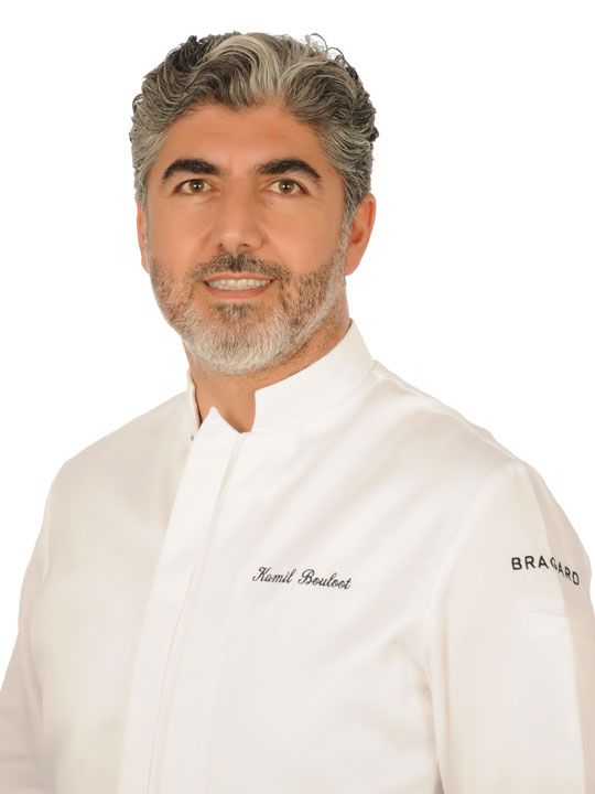 Chef Kamil Bouloot, Head of Culinary at Hunter & Barrel restaurant in Dubai