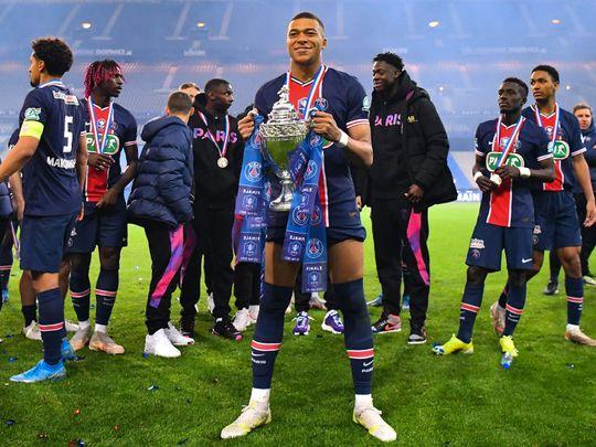 Football - Mbappe