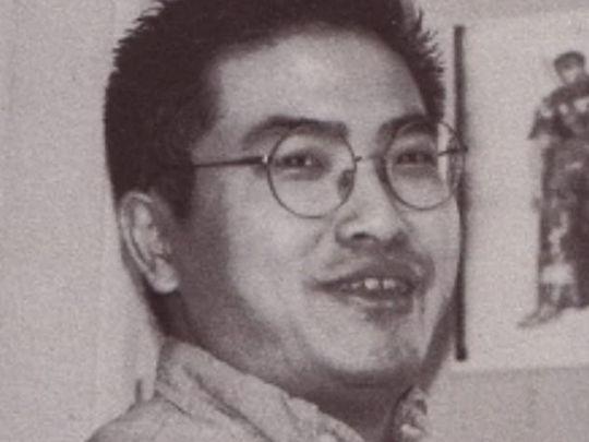 Kentaro Miura, author of 'Berserk'