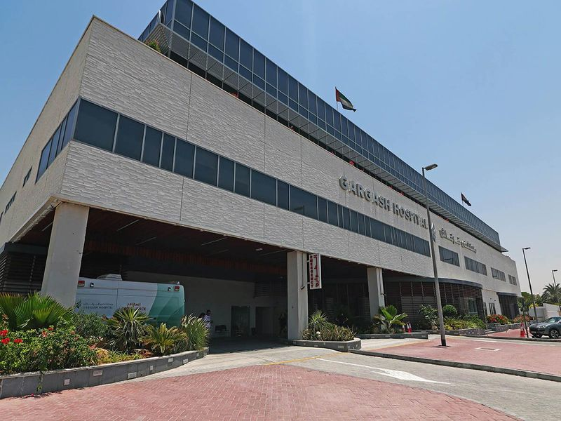 Stock - Gargash Hospital