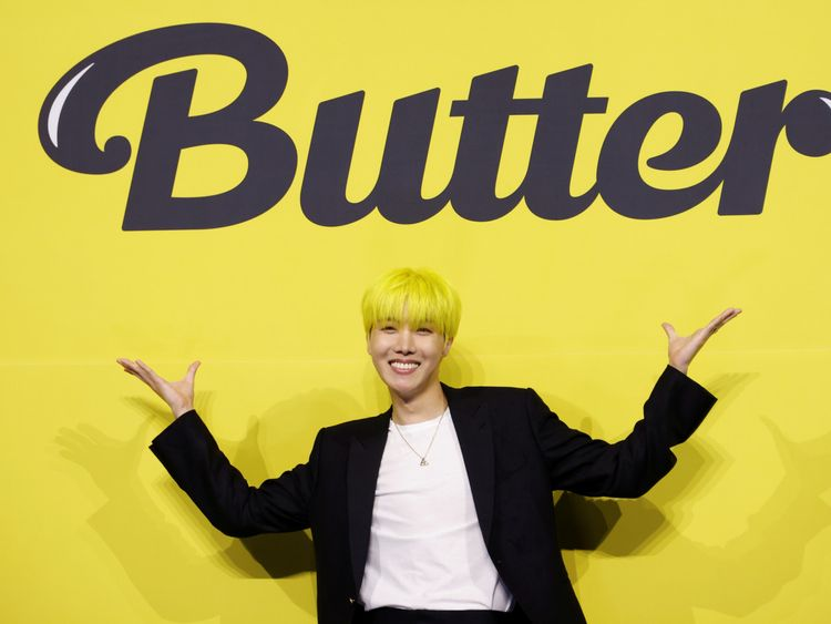 BTS Butter JHope-1621591464388
