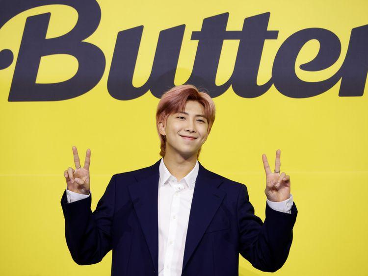 BTS Butter RM-1621591471596