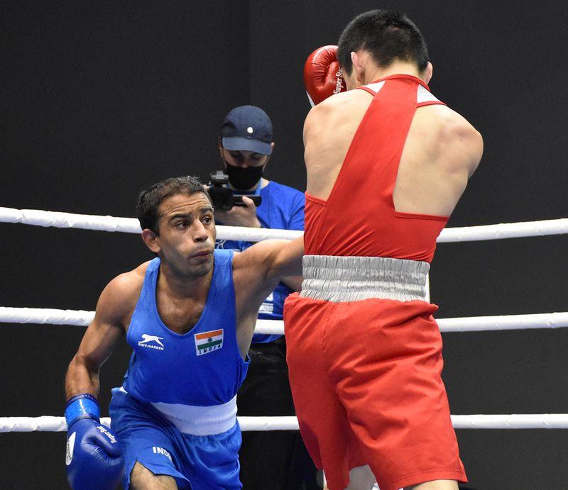 Boxing - Panghal