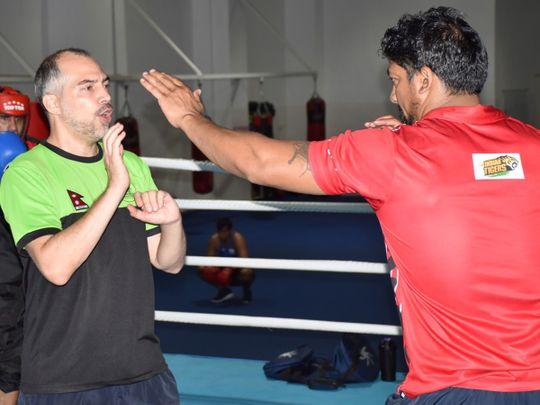Boxing - Santiago Nieva