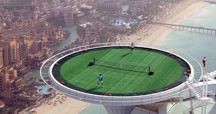 Burj Al Arab Tennis
