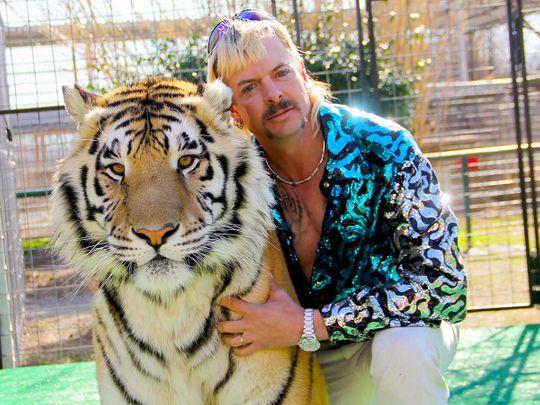 Tiger King Joseph
