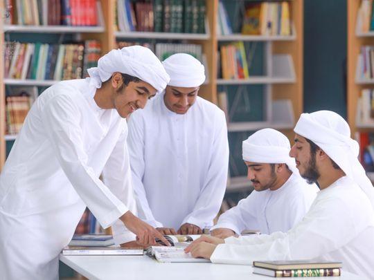 Emirates schools