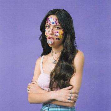 Olivia Rodrigo Sour album-1621765626685