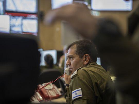 REG 210523 ISRAEL-COMMAND-POST-162-1621763827112