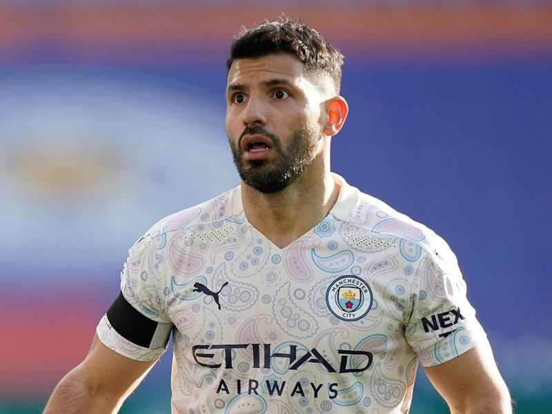 Sergio Aguero is leaving Manchester City