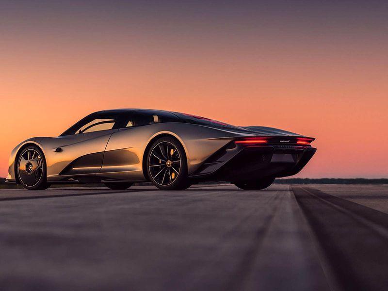 auto speedtail