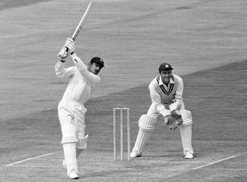 Cricket-Ajit Wadekar