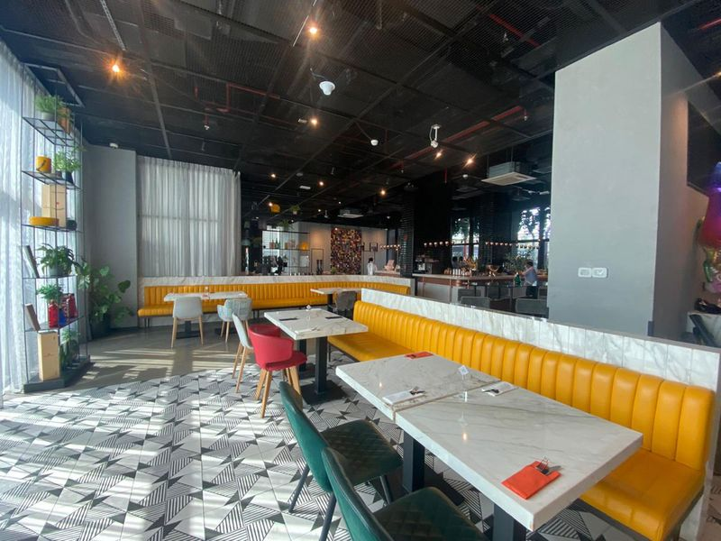 Larte restaurant