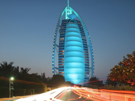 The Burj Al Arab Jumeirah is turning teal at 7pm on 23 and 24 May 2021 as part of the Turn It Teal initiative to raise awareness of food allergies