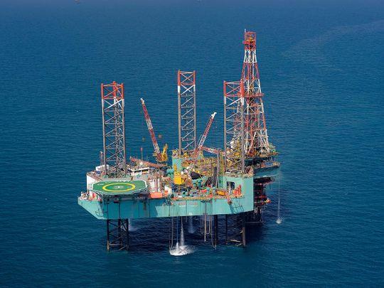 Al Yasat Petroleum Offshore Rig