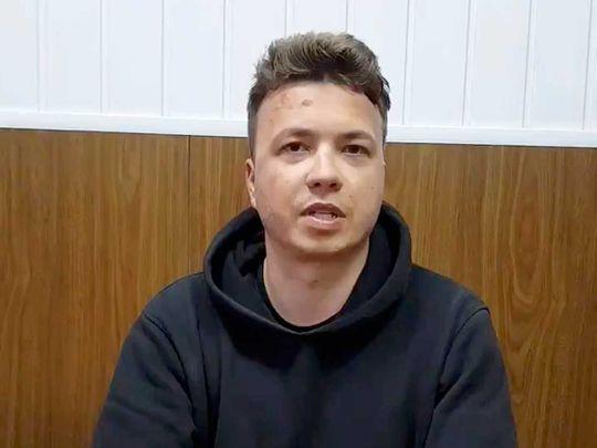 Belarus  Raman Pratasevich