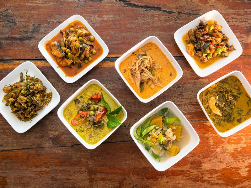 Curry is now truly a global phenomenon – there's curry in Africa, curry in different parts of Asia, Europe, Latin America