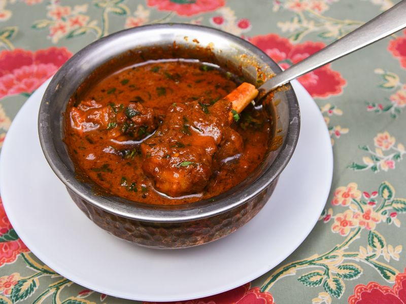 Lal maas from Rajasthan
