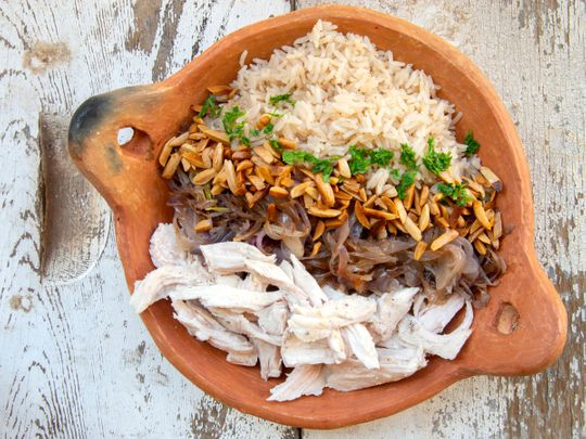 Palestinian cuisine has been rooted in customs, traditions and seasons for centuries