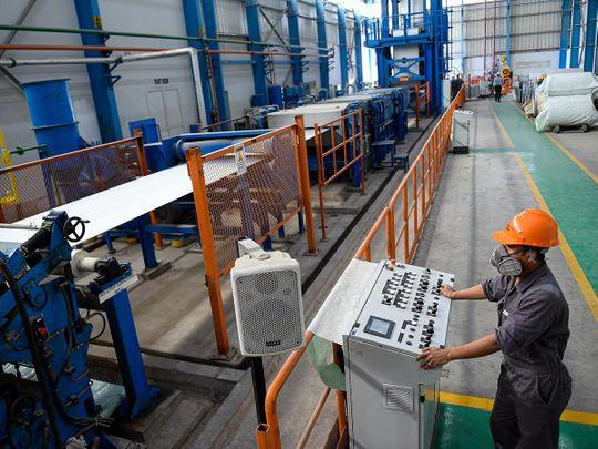 Stock - UAE Steel (Conares)
