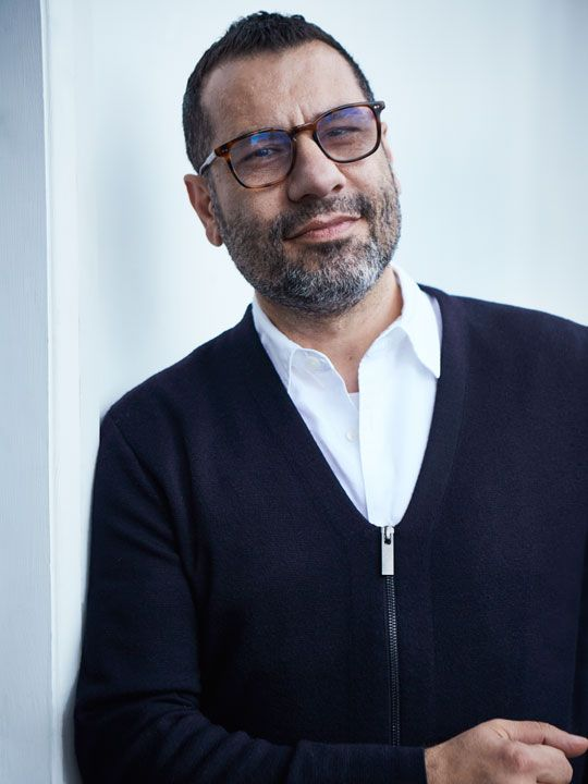 UK-based Palestinian chef and restaurateur Sami Tamimi
