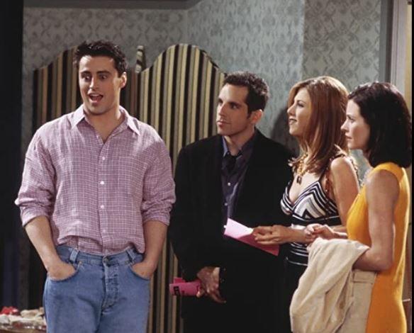 Ben Stiller in Friends