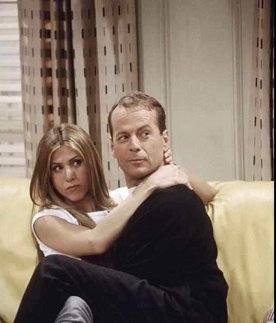 Bruce Willis in Friends