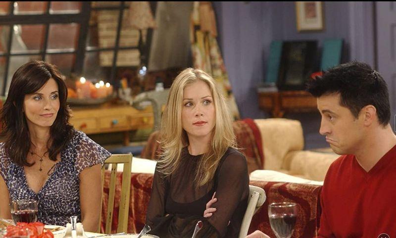 Christina Applegate in Friends