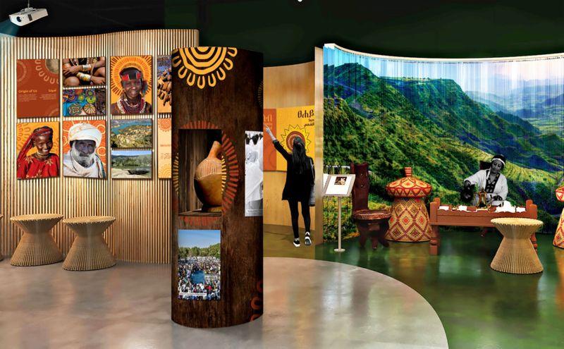 Ethiopia Pavilion at Expo 2020 Dubai-1622014459106