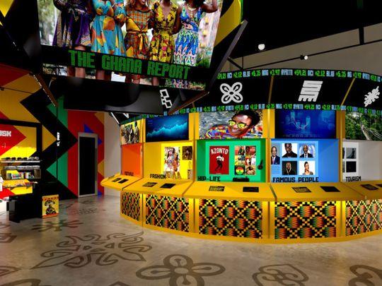 Ghana Pavilion at Expo 2020 Dubai-1622014461149