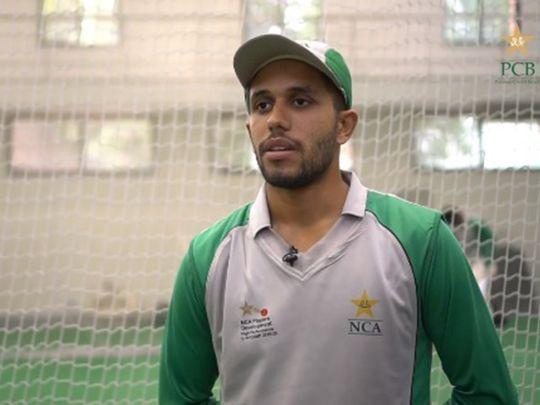 PSL-Mohammed Haris
